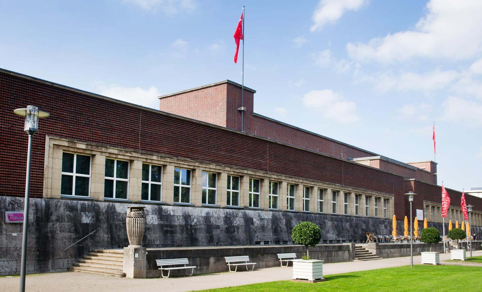 NRW Forum Düsseldorf ArtJunk Kunst Museum