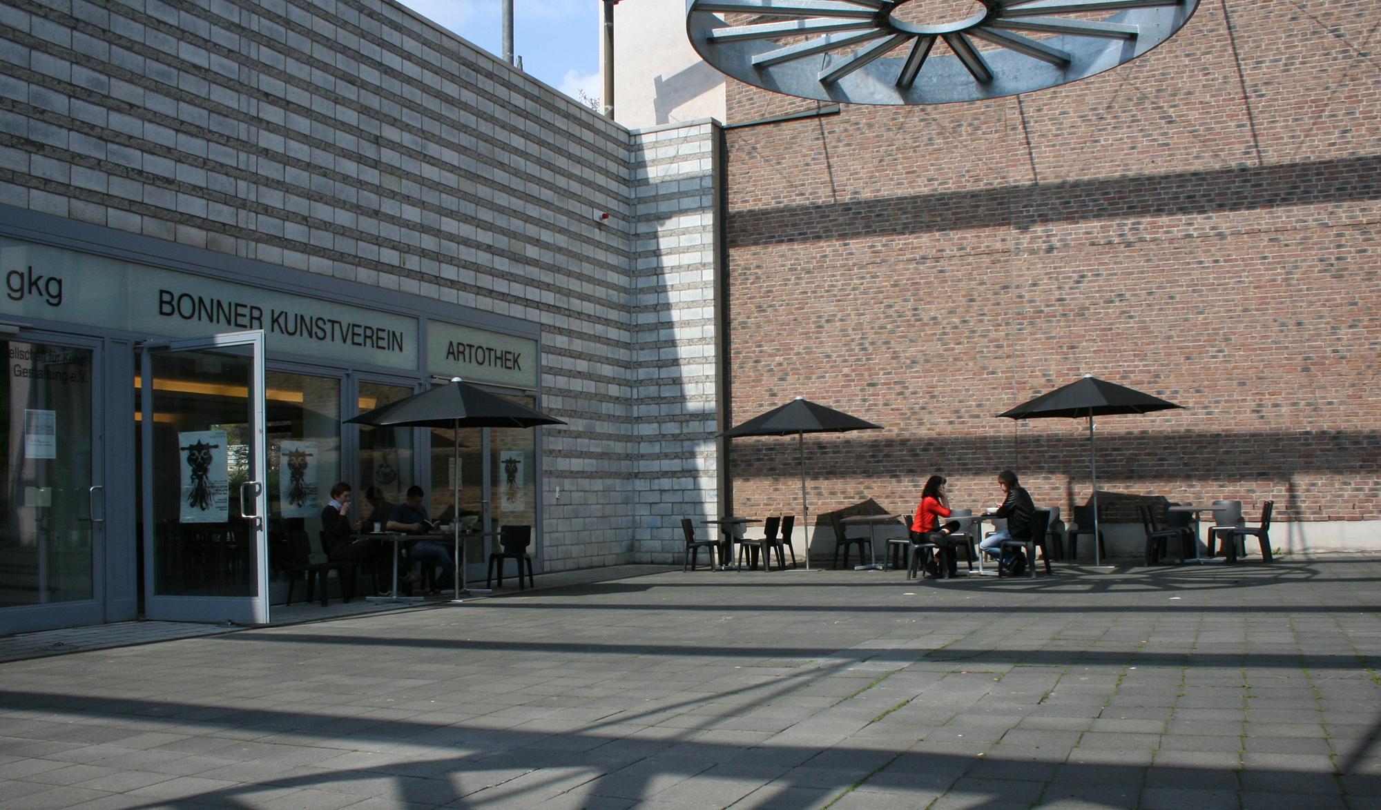 Bonner Kunstverein ArtJunk Bonn Kunst