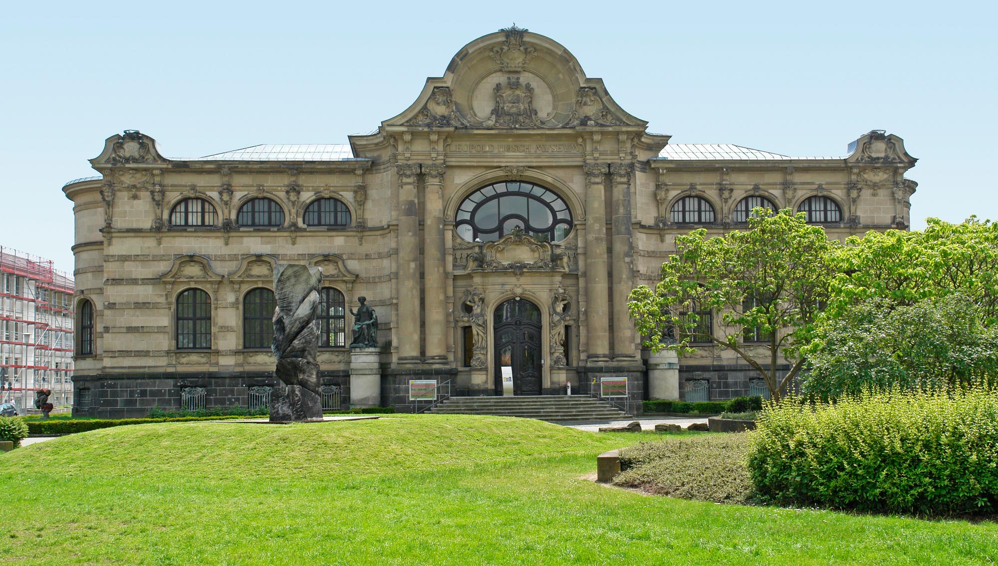 Leopold Hoesch Museum Papiermuseum Dueren ArtJunk Kunst