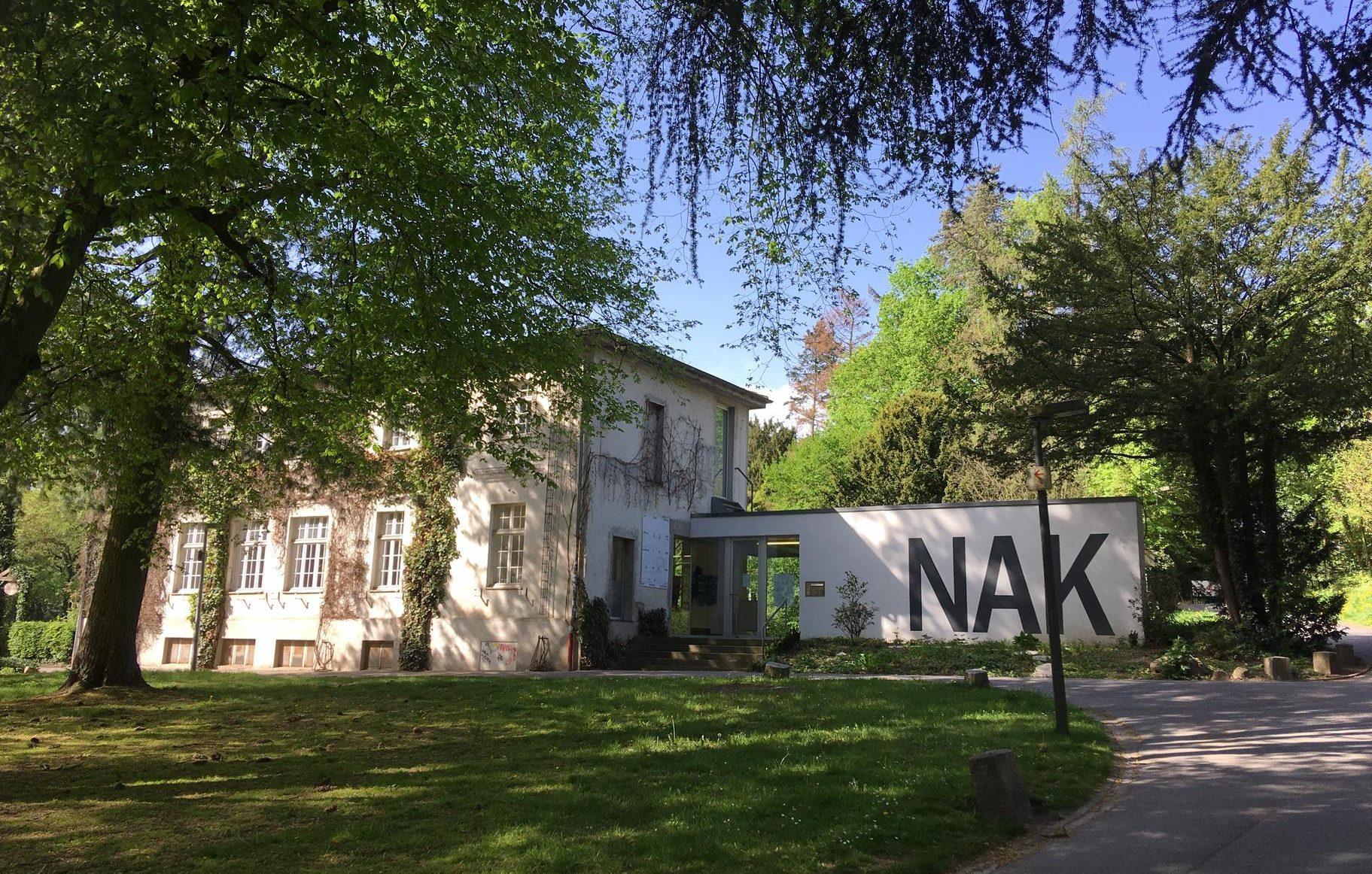 NAK Neuer Aachener Kunstverein ArtJunk Newsletter Kunst Aachen