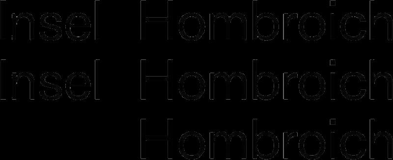 Stiftung Insel Hombroich Museum ArtJunk Logo