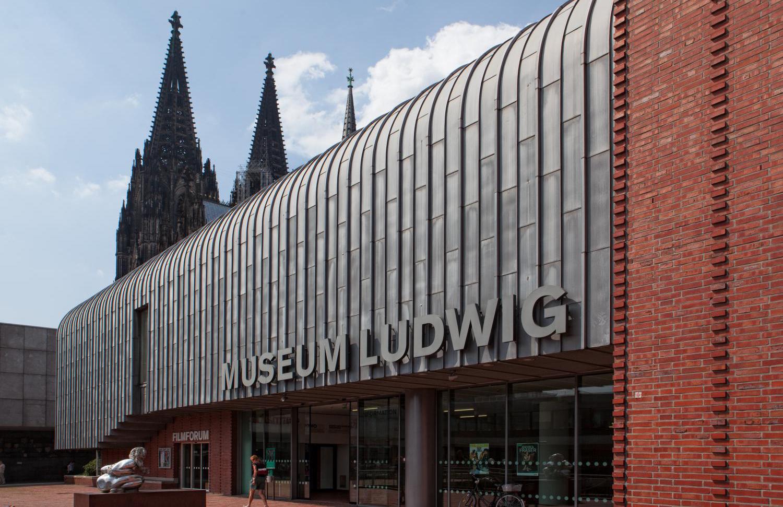 Museum Ludwig Köln ArtJunk