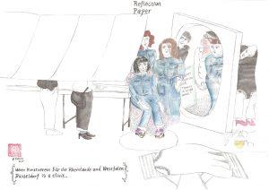Kunstverein für die Rheinlande und Westfalen Düsseldorf Evelyn Taocheng Wang ArtJunk
