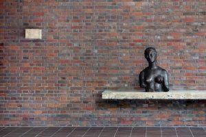 Kunstmuseen Krefeld Haus Lange Wilhelm Lehmbruck Georg Kolbe Mies van der Rohe ArtJunk