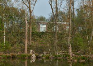 Stiftung Insel Hombroich Atelierhaus ArtJunk