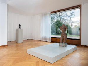 Kunstmuseen Krefeld Lehmbruck Kolbe Mies van der Rohe ArtJunk
