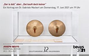 Skulpturenpark Waldfrieden Wuppertal Joseph Beuys Gabriele Mackert ArtJunk