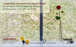 Skulpturenpark Waldfrieden Karen van den Berg Joseph Beuys ArtJunk