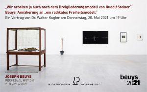 Skulpturenpark Waldfrieden Walter Kugler Joseph Beuys ArtJunk