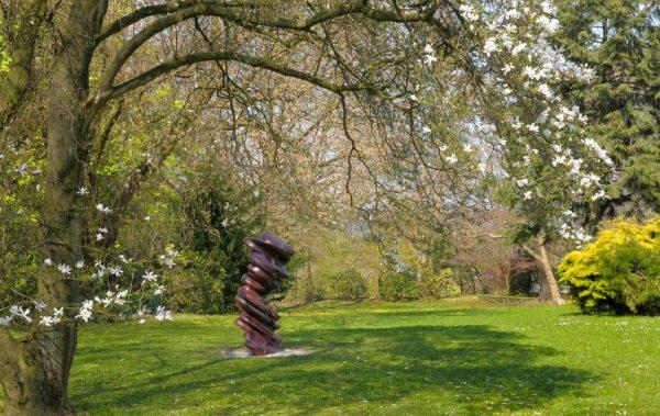 Skulpturenpark Waldfrieden Wuppertal Tony Cragg Tour ArtJunk