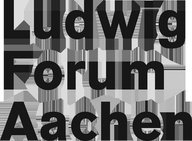 Ludwig Forum für Internationale Kunst Aachen Logo ArtJunk