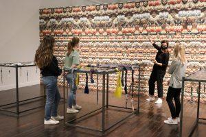 Ludwig Forum für Internationale Kunst Aachen Sweet Lies Tour ArtJunk