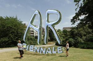 NRW-Forum Düsseldorf AR Biennale ArtJunk