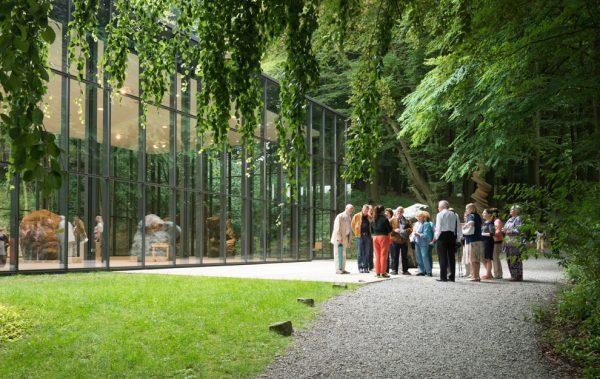 Skulpturenpark Waldfrieden Wuppertal Heinz Mack ArtJunk