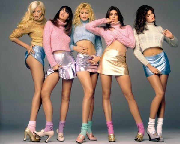 Kunstpalast Captivate Modefotografie der 90er Claudia Schiffer ArtJunk