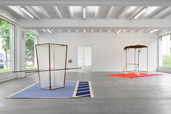 Kölnischer Kunstverein Guilty Curtain ArtJunk
