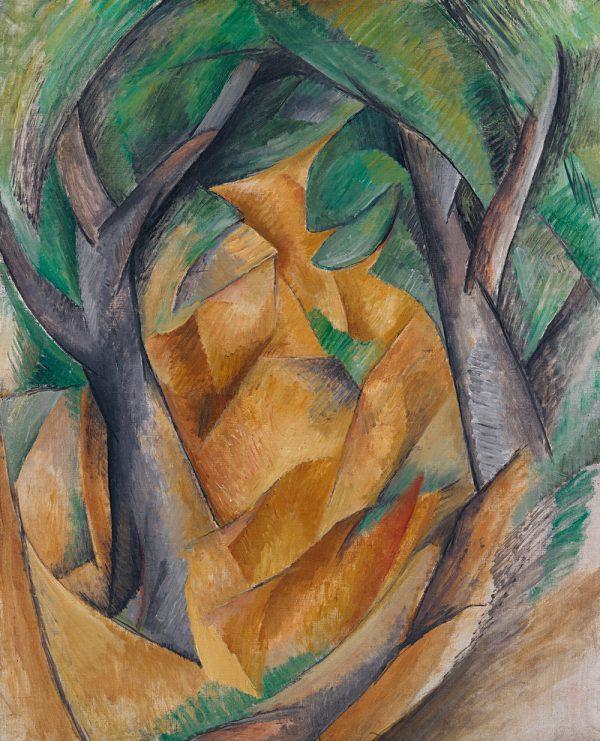 Kunstsammlung Nordrhein-Westfalen NRW K20 K21 Georges Braque ArtJunk