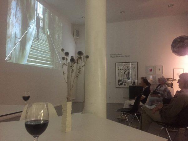 Leopold Hoesch Museum Papiermuseum Dueren Film im Museum ArtJunk Kunst