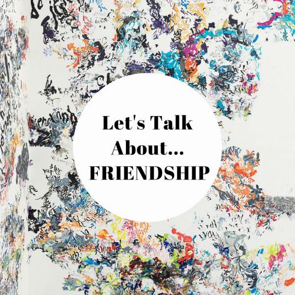 Kunsthalle Düsseldorf tomodachi Let's Talk About Friendship ArtJunk