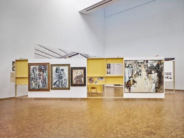 Museum Ludwig Köln Der geteilte Picasso ArtJunk