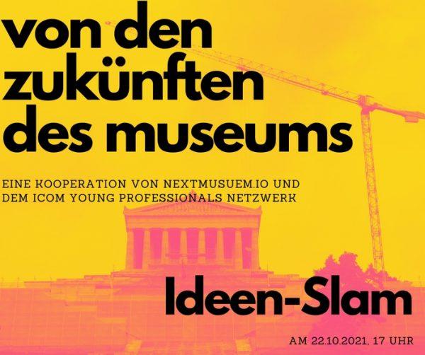 NRW Forum Düsseldorf nextmuseum.io Slam ArtJunk